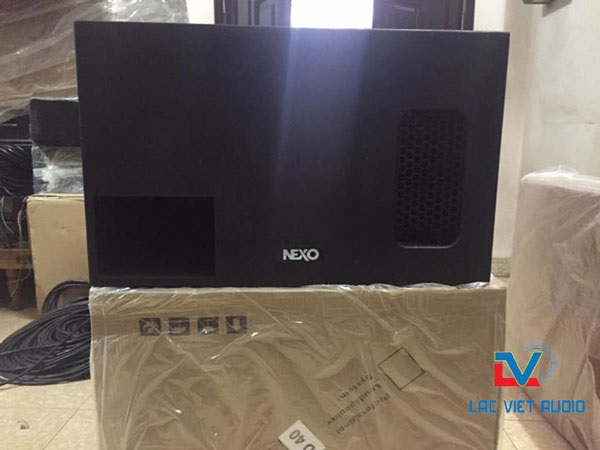 Loa SUB Nexo D40 tại Lạc Việt Audio