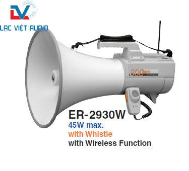 Loa Toa ER-2930W, loa đeo vai 30w-45w chất lượng