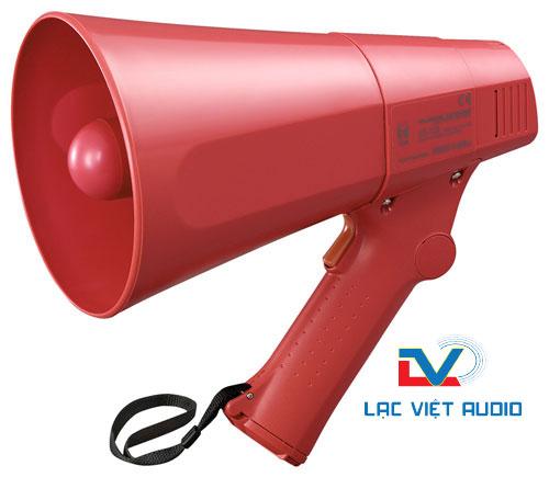 Loa TOA ER-520S có còi hụ màu đỏ