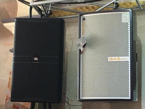 Loa karaoke JBL ứng dụng công nghệ từ NEO vào các dòng loa KTV chiến lược