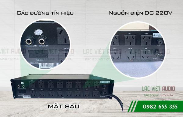 Mặt sau Bộ Auto nguồn DB LP-116