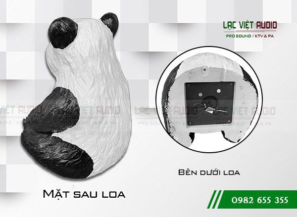 Mặt sau Loa hình gấu OBT 1804A