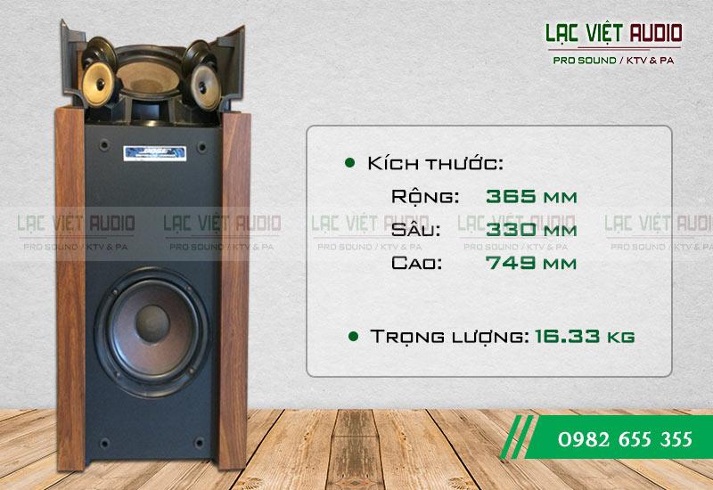Thông tin sản phẩm Loa Bose 601 seri II