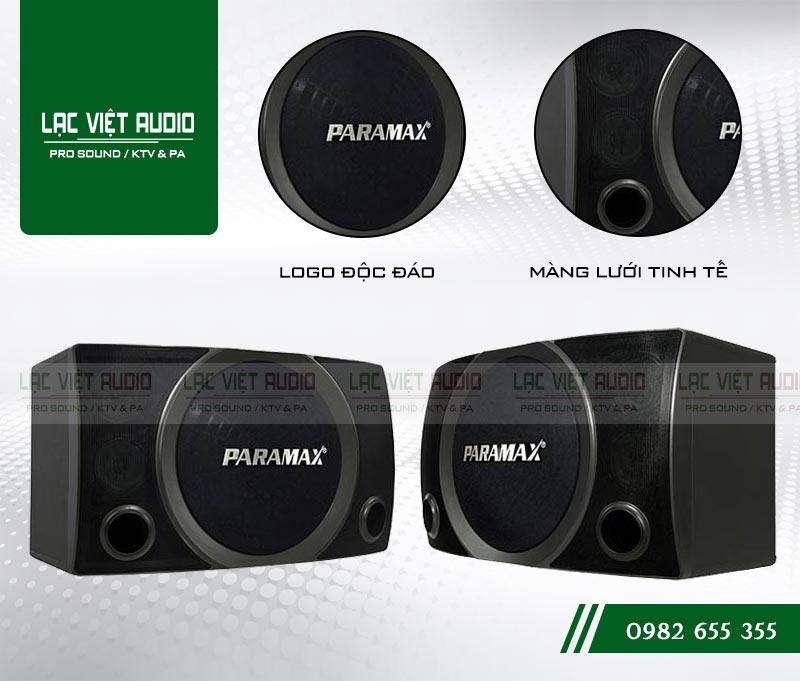 Loa Paramax SC-2500 NEW có thùng loa chắc chắn