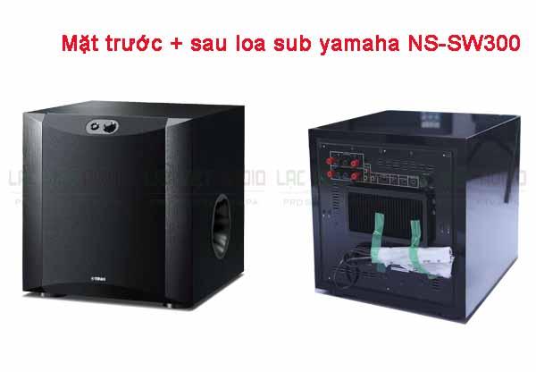 Loa sub yamaha NS-SW300