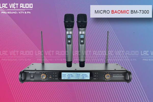Micro BAOMIC BM7300