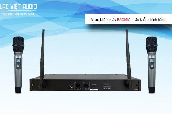 Micro BAOMIC BM-7200