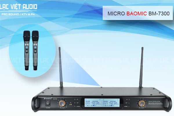 Tính năng Micro BAOMIC BM7300