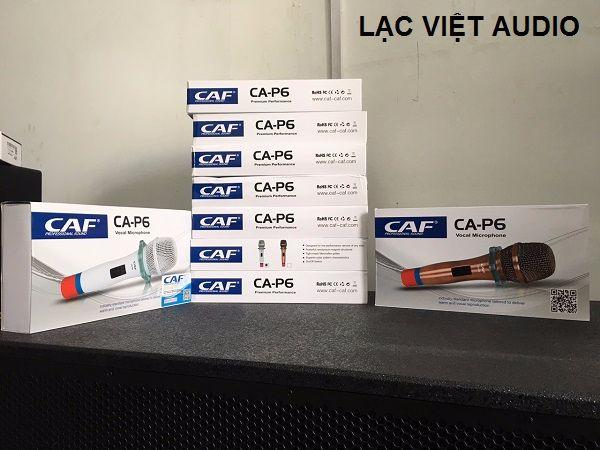 Micro CAF P6 chất lượng