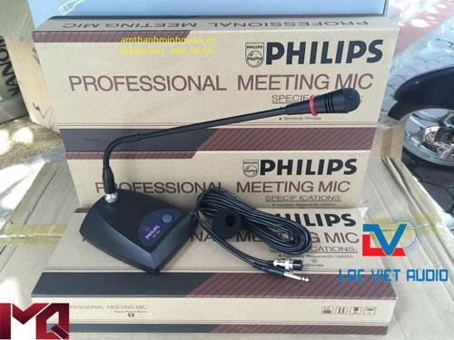 Micro cổ ngỗng Philip DK 390 chất lượng giá rẻ