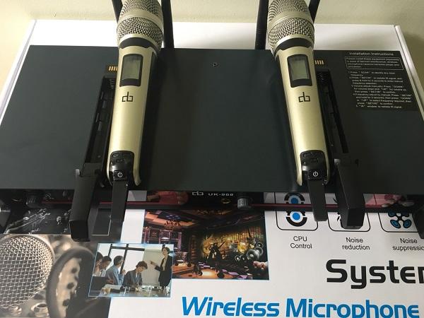 Hình ảnh thực tế micro DB UK-968
