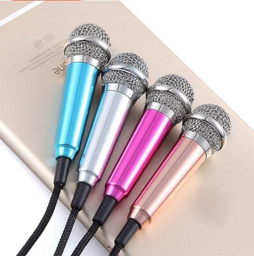 Micro hát karaoke trên điện thoại