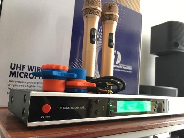 Micro không dây KBS BS-5200