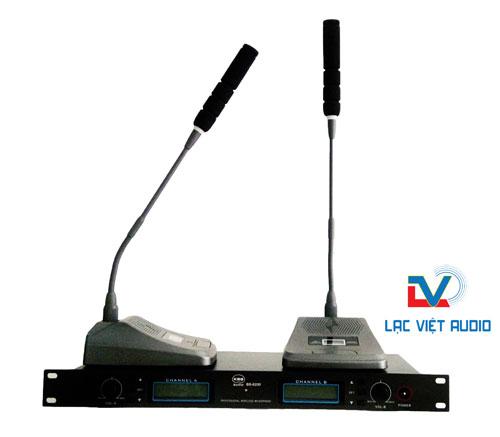 Micro cổ ngỗng không dây KBS BS-6200 chính hãng Hàn Quốc