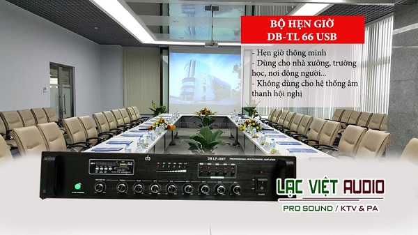 Bộ hẹn giờ DB - TL 66 USB