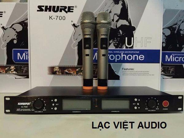 Micro Shure K700