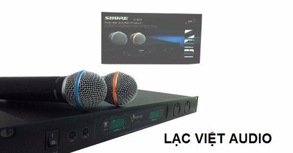 Micro Shure U830 hàng chất lượng