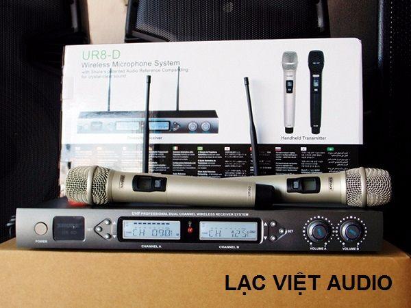 Micro Shure UR8D