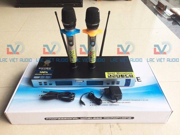 Micro Shure BLX68A chất lượng cao