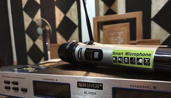 Micro Shure BLX68A