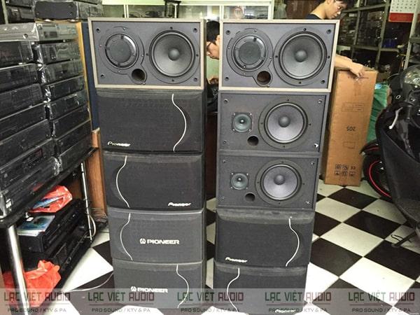 Mua các thiết bị loa karaoke cũ giá rẻ, loa karaoke bãi xịn tại Lạc Việt Audio