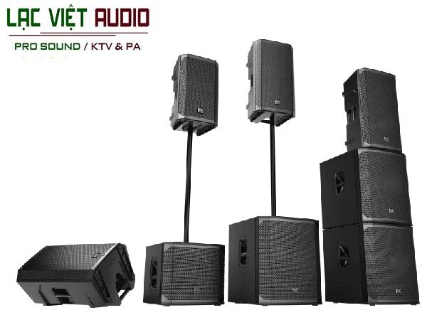 Mua các thiết bị loa karaoke EV chất lượng hàng chính hãng tại Lạc Việt Audio