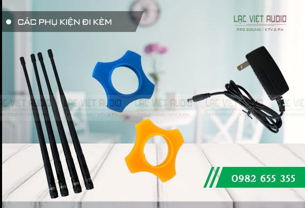 Bộ phụ kiện sản phẩm Micro Baomic BM8500