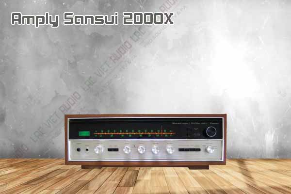 Amply Sansui 2000X