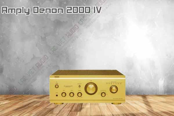 Amply Denon 2000 IV