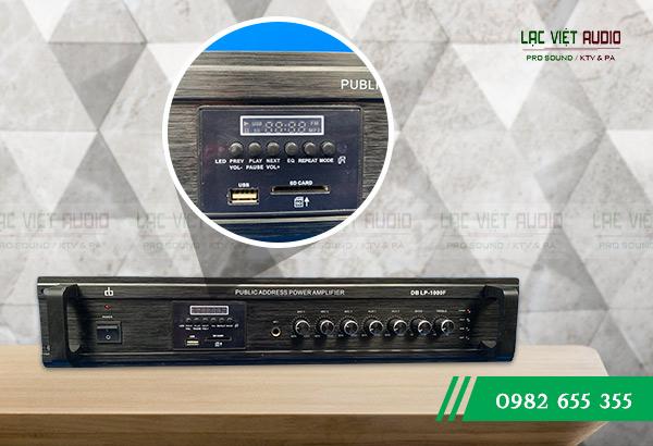 Amply DB LP-1000F