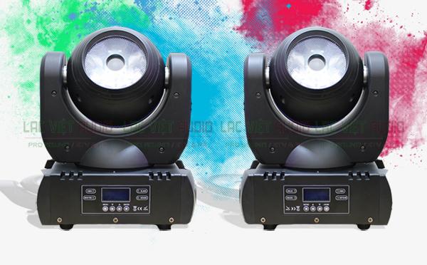 Đèn Moving Beam mini 60W chất lượng