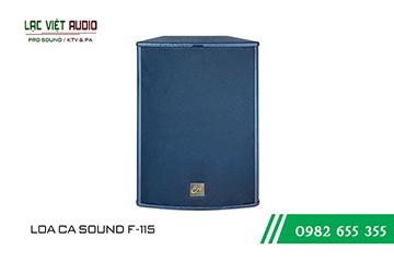Loa CA Sound F-115