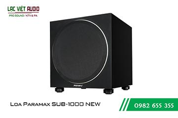 Loa Paramax SUB-1000 NEW