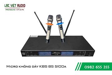 Micro không dây KBS BS-5100A