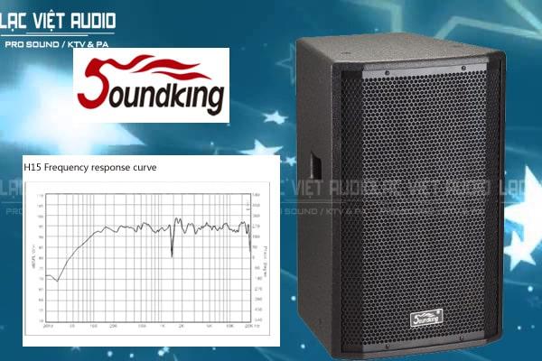 Tần số Loa soundking chất lượng cao H15