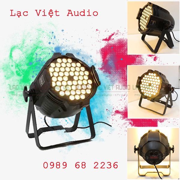 Tính năng sản phẩm Đèn LED 54-3W vàng nắng