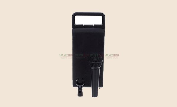 Micro có dây Behringer XM 8500 với thiết kế nhỏ gọn