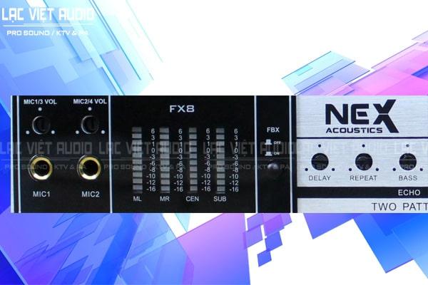Thiết kế sản phẩm Vang cơ NEX FX8
