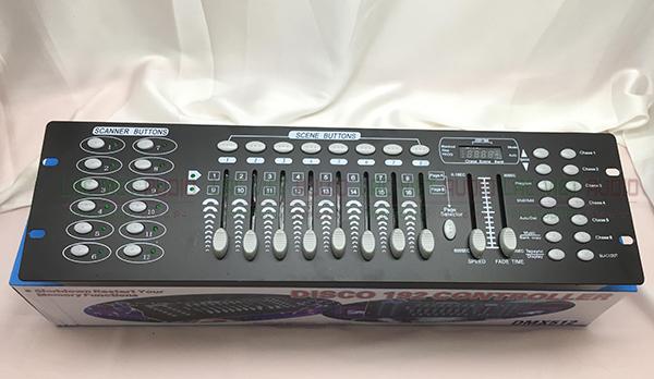 Trọn bộ sản phẩm Bàn điều khiển DMX 512
