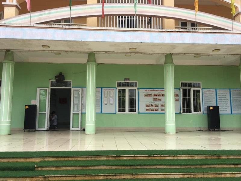 Trường mầm non Liên Ninh B