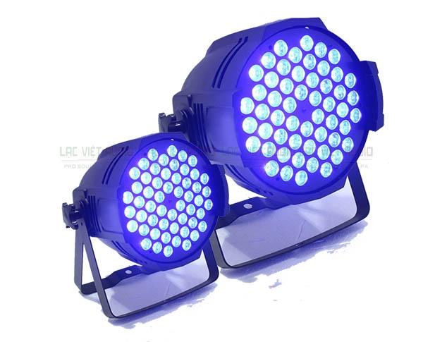 Thiết kế sản phẩm Đèn LED 54*3W full màu