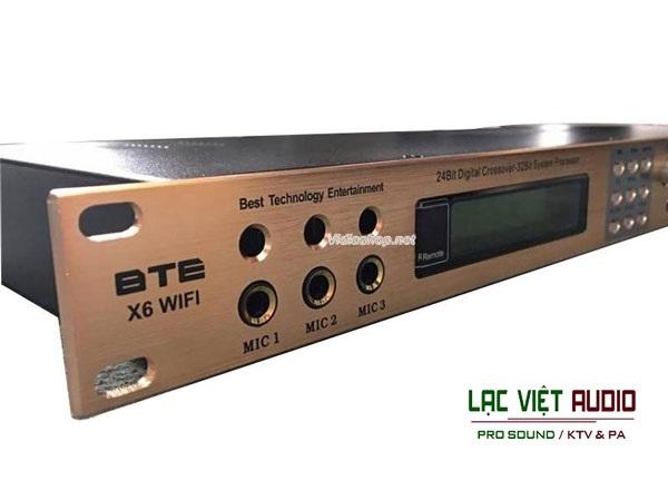 Vang số BTE X6 giá rẻ