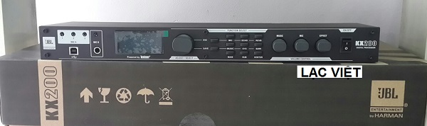 Vang số JBL KX200 chuyên dùng karaoke tại Lạc Việt Audio
