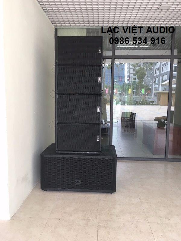 Bán vỏ thùng loa array chuyên nghiệp