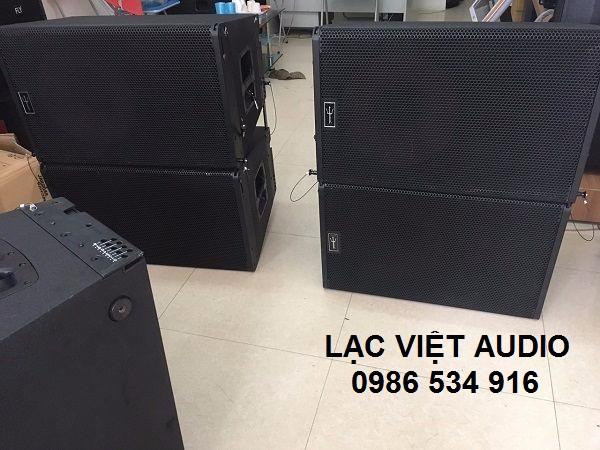 Vỏ thùng loa Array Bass 40 tại Lạc Việt Audio