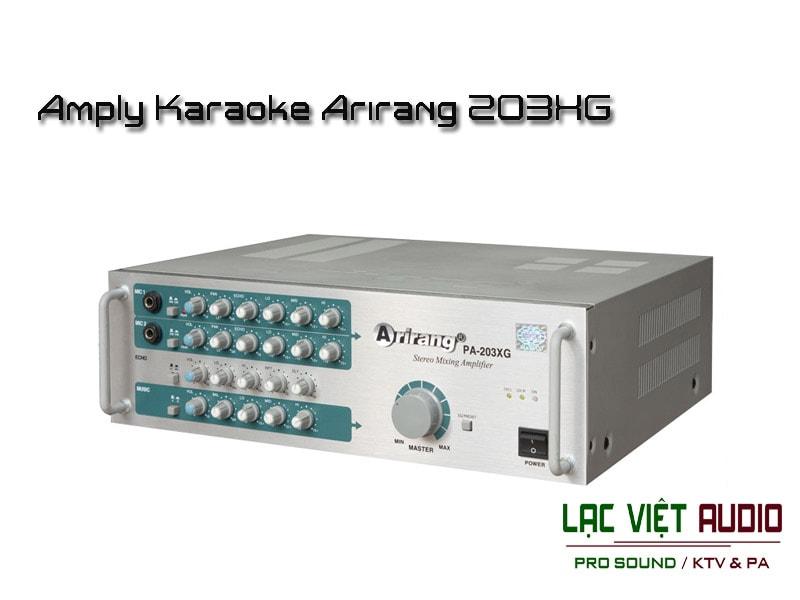 Amply Karaoke Arirang 203XG